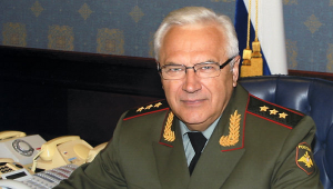 Colonel-General Igor Sergun